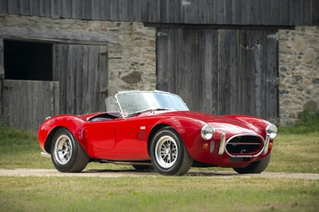 1966 Ford Shelby Cobra 427 - red, cars, ford, 1966, shelby, cobra