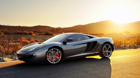 mclaren - german, mclaren, sports, car
