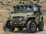 2015  Jeep Wrangler Rubicon by Rugged Ridge