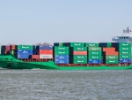 Container Ship Elbcarrier