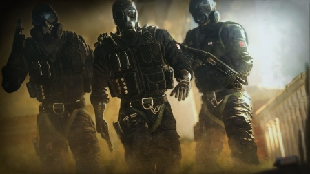 tom clancys rainbow six - clancys, tom, siege, rainbow, six