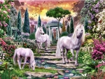 Magic Garden - Unicorns F
