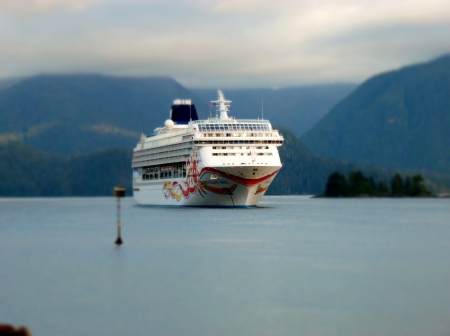 Norwegian Sun - cruise ship, alaska, sitka, vacation