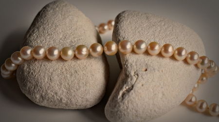 PEARLS - necklace, valueable, precious, jewel, pearls