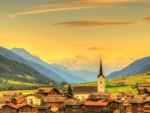 Villages in Switzerland