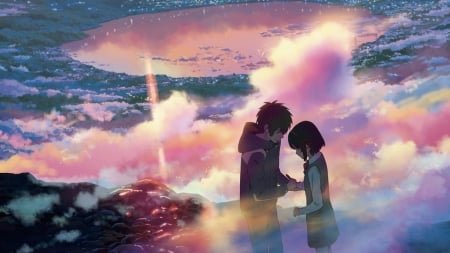 Kimi No Na Wa Other Anime Background Wallpapers On
