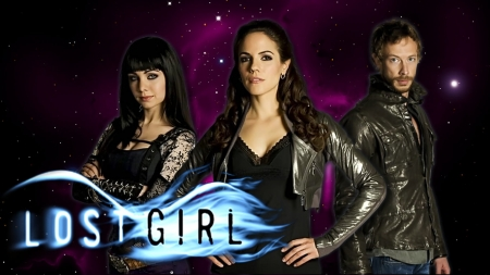 Lost Girl - ksenia solo, weird, tv show, anna silk, scifi, Lost Girl, supernatural