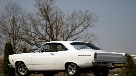 1966 Ford Fairlane 500 - Fairlane, 500, Old-Timer, Ford, Car