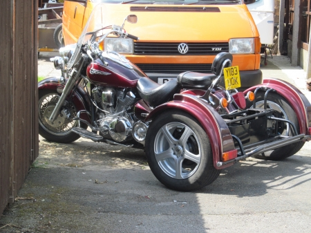 Power Trike - Powerbikes, Motorcycles, Trikes, Three Wheelers