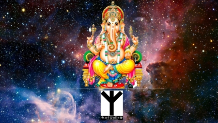 ganesha wallpaper - ganesha, hd, ganesh, wallpaper