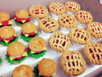 Yum! Burgers and Pies