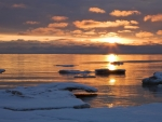 Artic Sunset