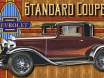 1931 Chevrolet Standard Coupe