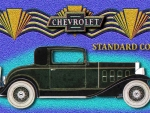 1932 Chevrolet Standard Coupe