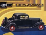 1933 Chevrolet Rumble Seat Coupe