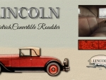 1927 Lincoln Dietrich Convertible Roadster