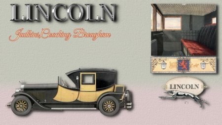 1927 Lincoln Judkins Coaching Brougham - Ford Motor Company, 1927 Lincoln, Lincoln Cars, Lincoln Desktop background, Lincoln Automobiles, Lincoln wallpaper