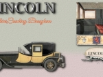1927 Lincoln Judkins Coaching Brougham