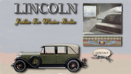 1927 Lincoln Judkins - Ford Motor Company, 1927 Lincoln, Lincoln Cars, Lincoln Desktop background, Lincoln Automobiles, Lincoln wallpaper