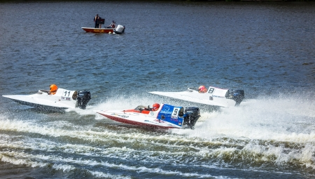 Powerboats - Water, Sport, Race, Powerboats, Boats, Speed