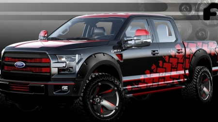 ford f150 - cab, pick up, ford, dual, truck