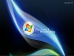 Concept of Windows 8 Wallpaper :P