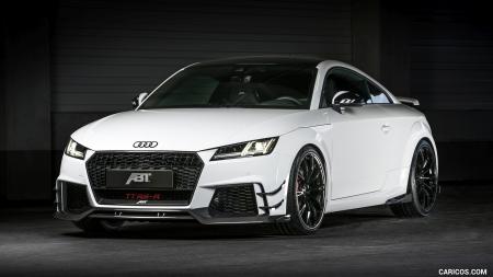 2017 Abt Tt Rs R Based On Audi Tt Rs Audi Cars