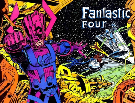 Fantastic Four Other Amp Entertainment Background