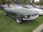 1968 FORD MUSTANG CONVERTIBLE