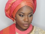 Nigerian Wedding Bride