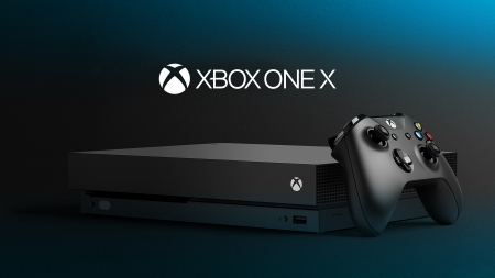 XBOX One X - games, 2017, one, Xbox, x, video, consoles
