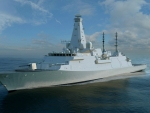 WORLD OF WARSHIPS   HMS Glasgow Advanced ASW FFG.  BAE Systems UK type 26 ASW Frigate