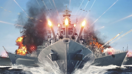 Anime Ani Wallpaper: World Of Warships Anime Wallpaper