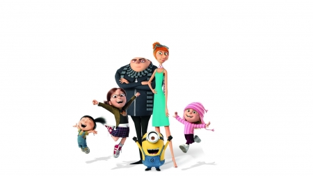 Despicable Me 3 - cool, entertainment, Despicable Me 3, movies, funny