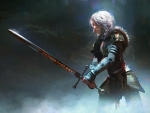 The witcher 3 : Ciri