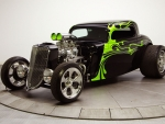 1934 Ford couper hot rod
