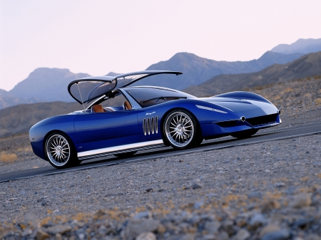 italdesign corvette moray - italdesign, moray, corvette, sports