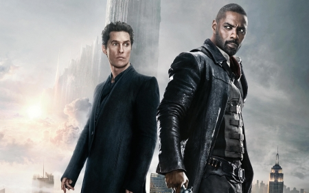 The Dark Tower - 2017, movies, Dark, tower