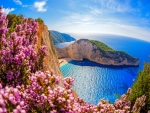 Navagio bay-Greece