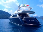 Private vacation luxury Fedorova Water yacht