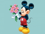 Romantic Mickey