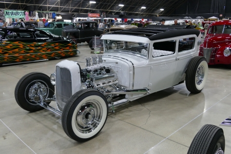 1930 Ford Sedan Hot Rod Acura Cars Background Wallpapers
