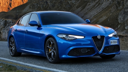 2016 Alfa Romeo Giulia Veloce Alfa Romeo Cars Background