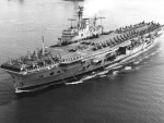 H.M.S. Ark Royal (1950's)