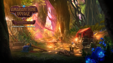 Amaranthine Voyage 8 - The Burning Sky06 - fun, puzzle, video games, cool, hidden object
