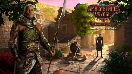 Amaranthine Voyage 8 - The Burning Sky08 - fun, puzzle, video games, cool, hidden object