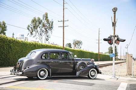 1937-Buick-Special - Classic, Whitewalls, GM, 1967
