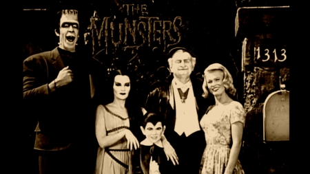 The Munsters - Entertainment, Munsters, TV Series, Family
