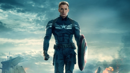 Captain America The First Avenger 2011 Movies Entertainment Background Wallpapers On Desktop Nexus Image 2281164