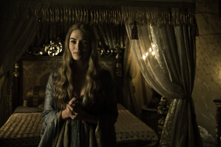 Cersei Lannister Tv Series Entertainment Background